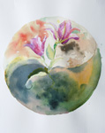 Holly Meeker Rom Yin Yang Flower